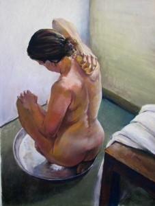 ANANDA BATHING